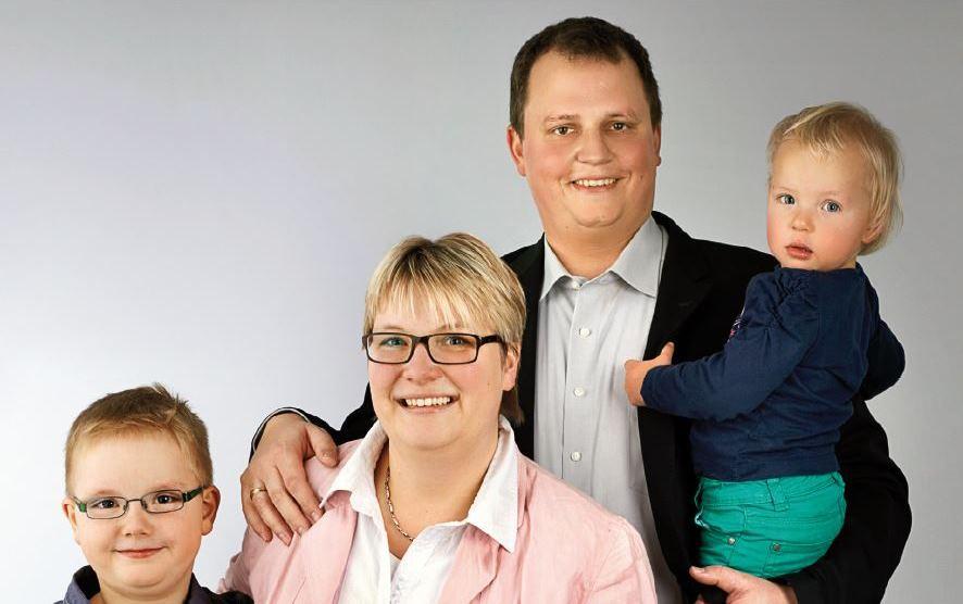 Jürgen Familie