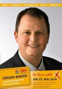Plakat Jürgen